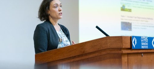 CITRIS Research Exchange Yana Feldman