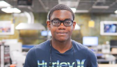CITRIS Invention Lab Superuser Spotlight: Uzoma Nwakuche (Class of '21, EECS)