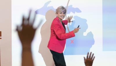 Jennifer Granholm Nominated as Secretary of Energy
