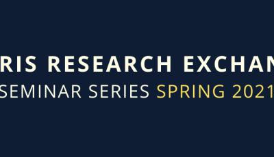 Spring 2021 CITRIS Research Exchange Seminar Series Begins