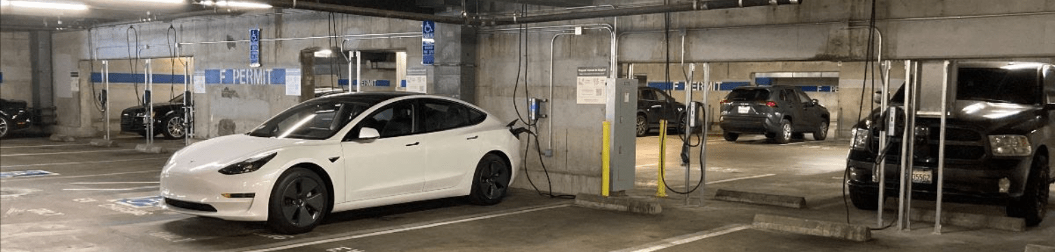 SlrpEV Electric Vehicle Chargers Available at UC Berkeley