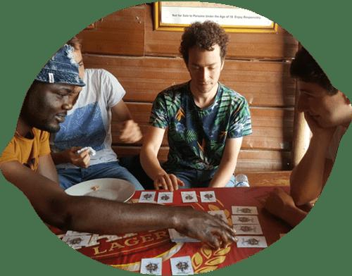 Voyage en Namibie du jeu CitronCoco