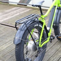 Fat Bike Rear Rack - CitrusCycles.ca