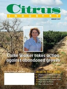 January 2017 Citrus Industry magazine
