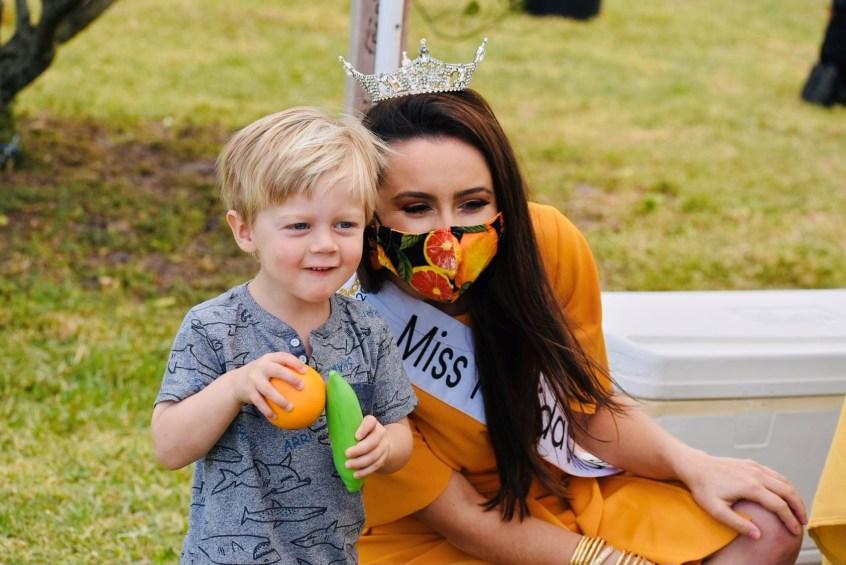 Miss Florida Citrus