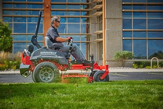 gravely mower