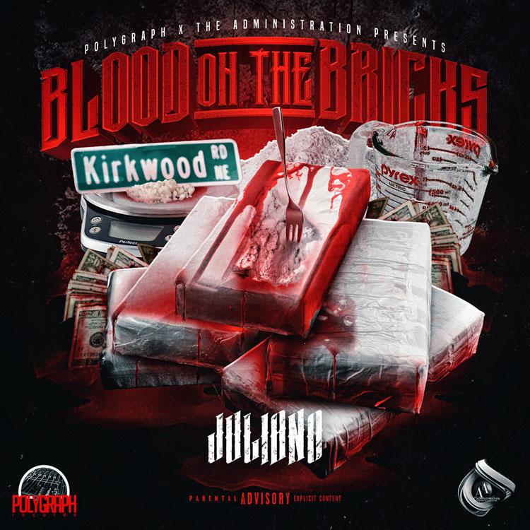 Juliano---Blood-On-The-Bricks
