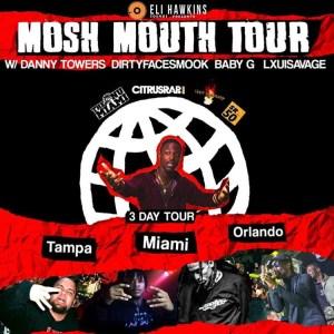 mosh mouth tour