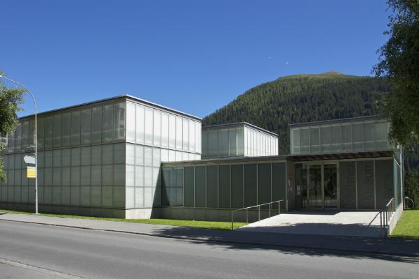 Kirchner museum in Davos