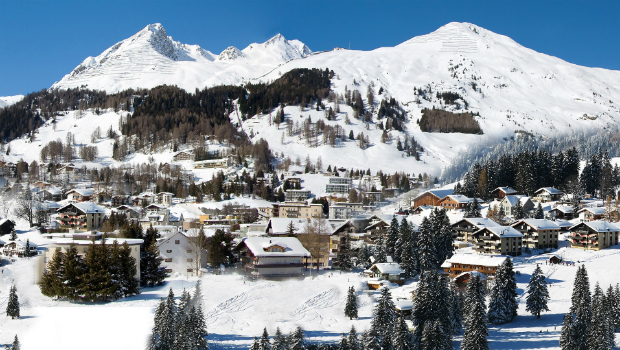 Davos: Winter sports metropolis with best nightlife on the Alps