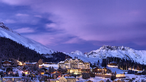 St Moritz: Magnificent winter wonderland and incredible skiing