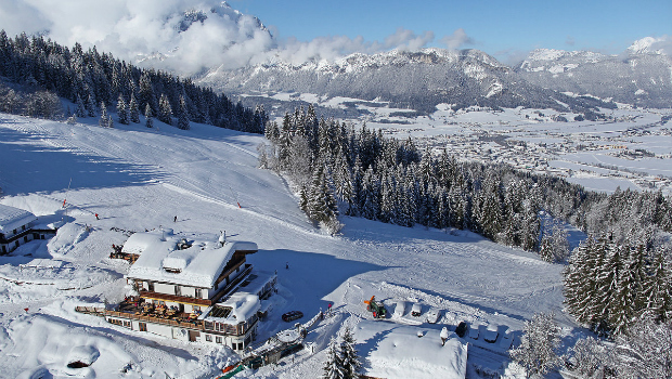 St. Johann in Tirol: Magnificent mountain scenery and perfect ski runs
