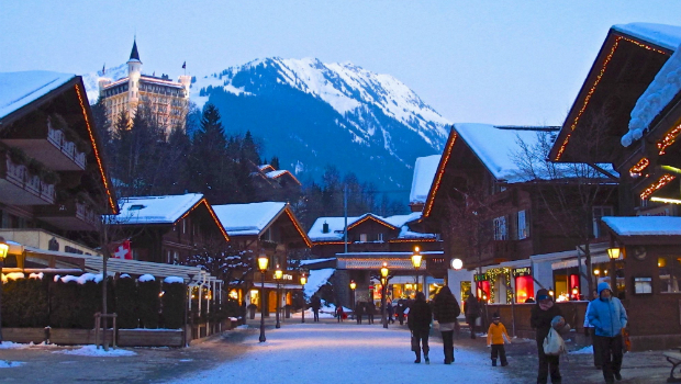 Read This If You're Spending Your Ski Holiday in Gstaad