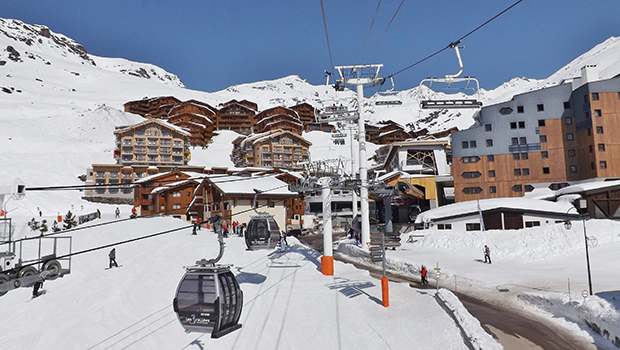 Val Thorens: Incredible Skiing on the Highest Ski Resort in Europe