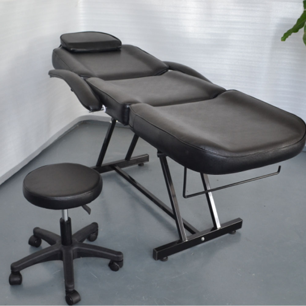 x3 office chair drive medical transport black facial massage salon bed spa tattoo table commercial
