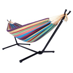 Hammock Chair Stand Amazon Personalized Toddler Canada New Portable Double Outdoor Patio Space Saving