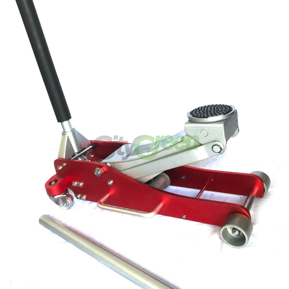 3 Ton Aluminum  Steel Hybrid Construction Hydraulic Floor Jack New  eBay