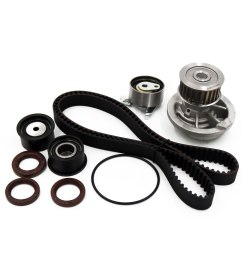 timing belt water pump kit fits 04 08 suzuki forenza reno 2 0l dohc 16v 92063917 [ 1000 x 1000 Pixel ]