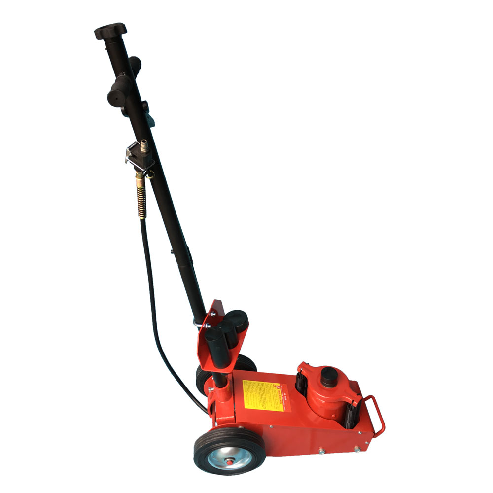 Red 22 Ton Air Hydraulic Floor Jack Truck Power Lift Auto Truck Repair Jacks HD  eBay