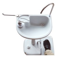 20L Portable Toilet Flush Camping Hiking Toilet Potty and ...