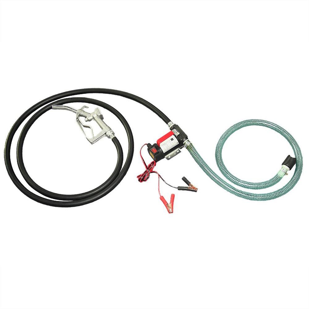 12v 155w Electric Diesel Oil and Fuel Kerosene Transfer