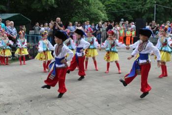 В Изюме состоялось празднование Дня Европы (видео)