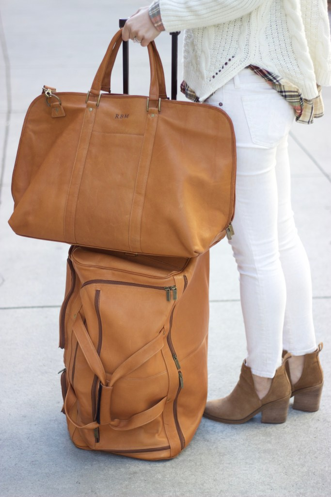leather-luggage-winter-white-outfit-ideas-city-peach