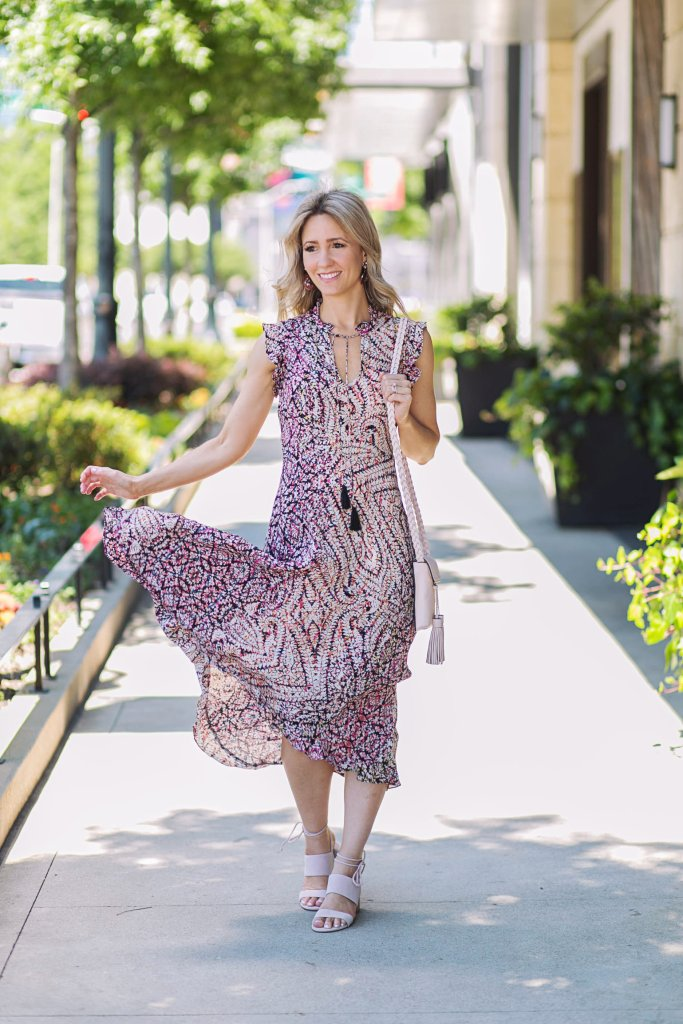 patterned-hi-low-dress-Tracy-Reese-South-Moon-Under-City-Peach