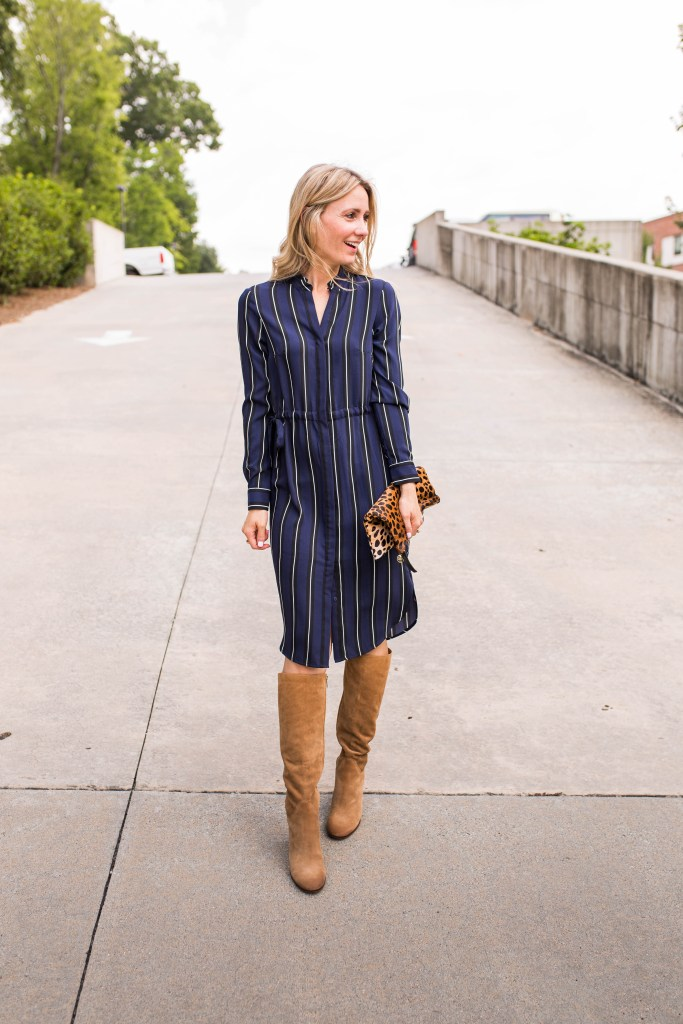 shirtdress-workwear-sam-edelman-camillia-boot-office-attire-city-peach