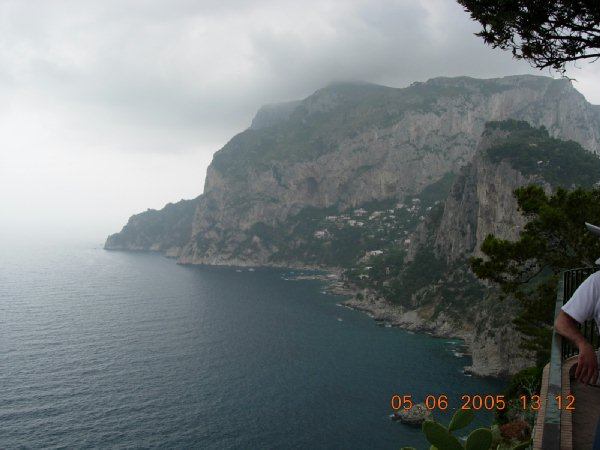 卡不里島(Capri)-義大利最浪漫的蜜月之鄉 - A&D的心情日記 - udn部落格