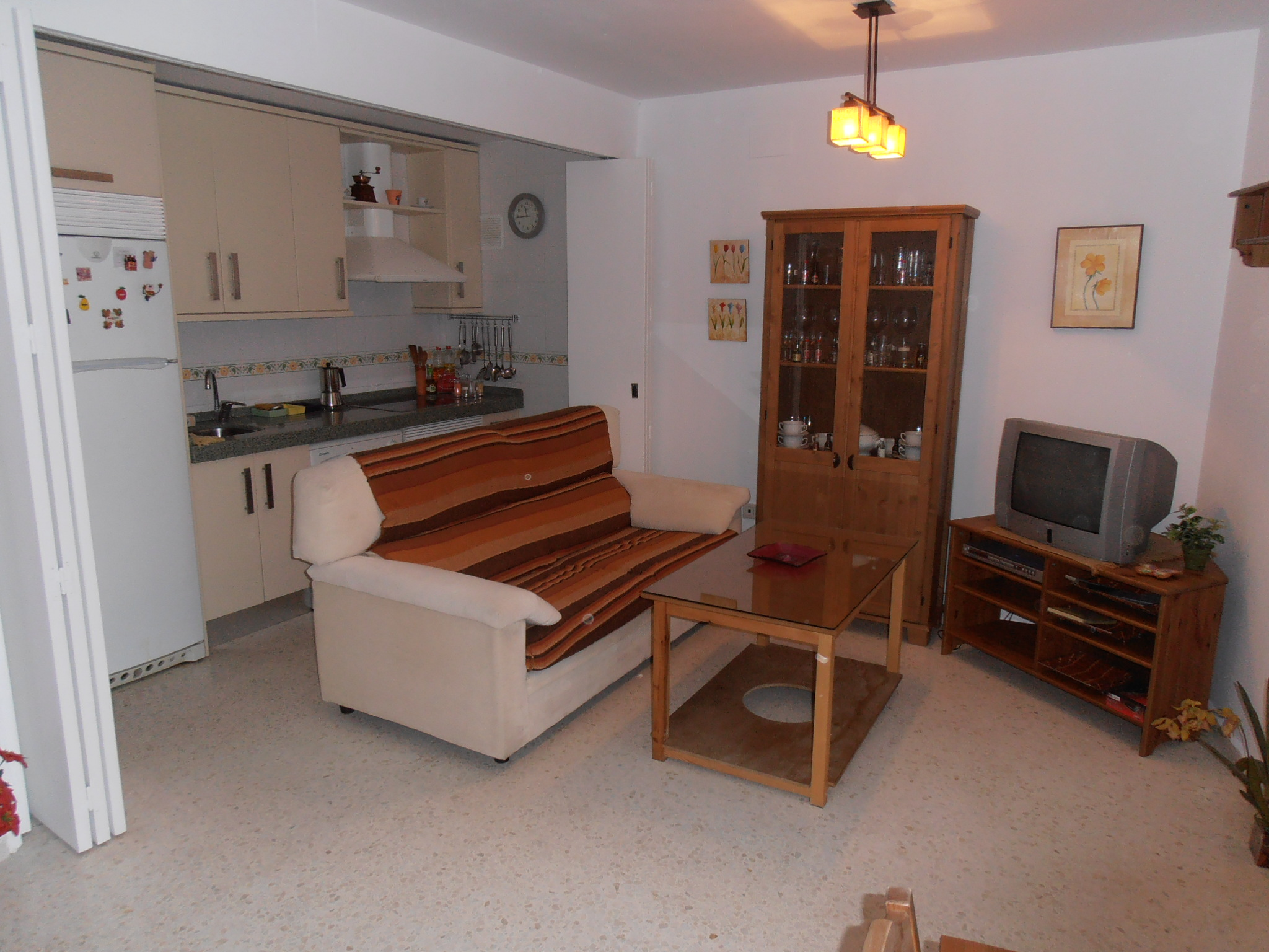 Se alquila apartamento en el centro de Jerez