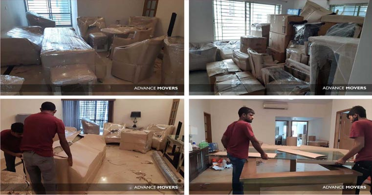 Office Shifting Services in Bangladesh: Advance Movers
