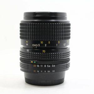 高雄青蘋果3c找二手Nikon Ais 35-70mm F3.3-4.5 手動鏡