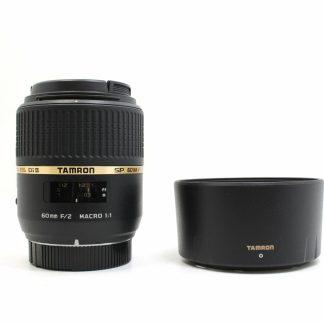 高雄中古二手Tamron SP AF 60mm f2 Dill Macro 1:1 Nikon 單眼鏡頭