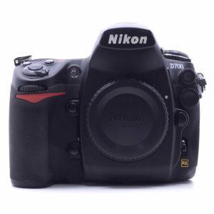 台南橙市3c專業收購Nikon D700 全片幅單眼相機