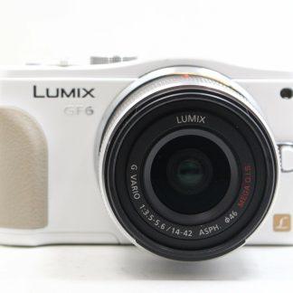 高雄青蘋果3c中古二手PANASONIC DMC-GF6 單眼相機