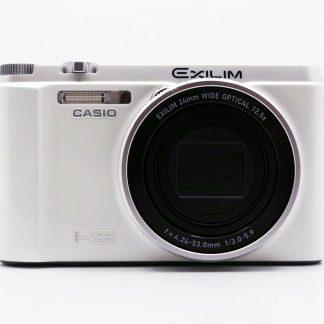 台中二手中古Casio ZR-1500 自拍美顏相機