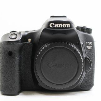 台南橙市3c二手中古Canon EOS 70D 單眼相機