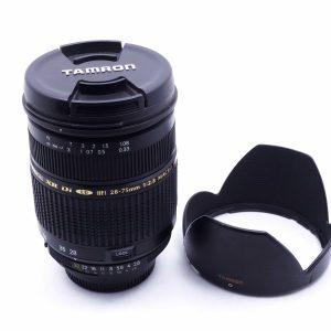 台中哪裡找二手Tamron SP AF 28-75mm f2.8 XR Di LD Nikon