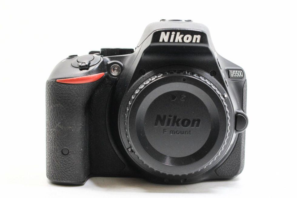 高雄青蘋果3c買賣收購Nikon D5500 APS-C 單眼相機