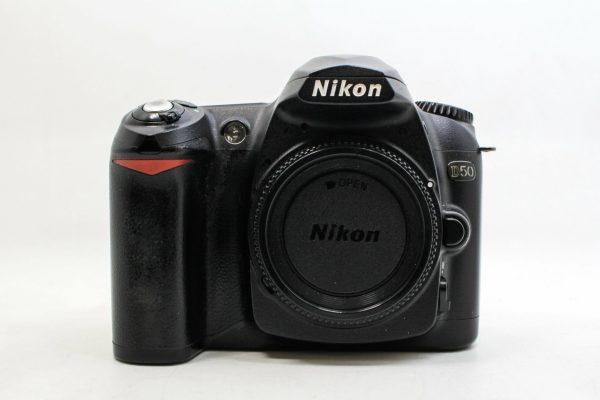 高雄青蘋果3c現金回收Nikon D50 單眼相機