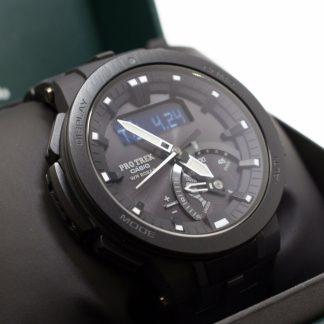 高雄十全路收購二手CASIO卡西歐PRO TREK戶外搭檔登山腕錶