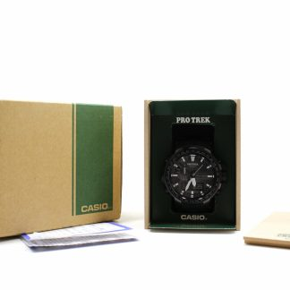 高雄巨蛋回收二手Casio太陽能電波登山錶