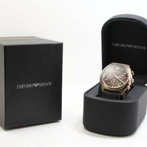 高雄青蘋果3c專業收購Emporio ARMANI計時腕錶