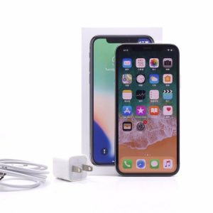 台南橙市3c現金收購二手iPhone X 64GB 蘋果手機