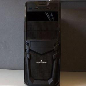 高雄青蘋果3c找中古二手電腦主機 I5-4460 8G 250G(HDD) AMD R7 200