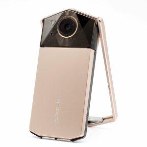高雄青蘋果3C專業收購二手Casio TR70 美顏相機