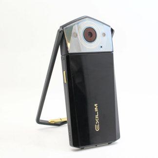 台南橙市3C收購二手Casio TR80 TR-80 黑 二手 自拍神器 2手TR