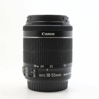 高雄青蘋果3c交換折抵二手CANON EF-S 18-55MM F3.5-5.6 STM KIT鏡