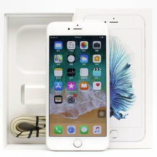 台南橙市3c二手Apple iPhone 6S Plus 64GB 64G 銀 5.5 吋 蘋果手機專賣店